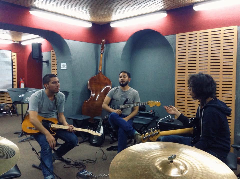Nueva banda que se abre camino en Quito