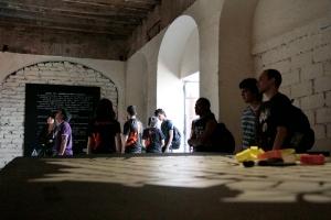 Muestra Quito 360 en el CAC